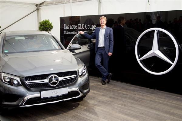 Erfolgreicher Mercedes-Benz Testtag für Flottenkunden am Salzburgring