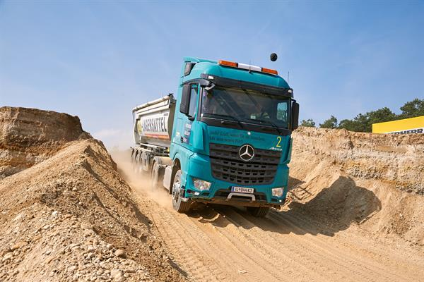 Mercedes-Benz Arocs HAD