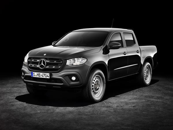 Die neue Mercedes-Benz X-Klasse PURE