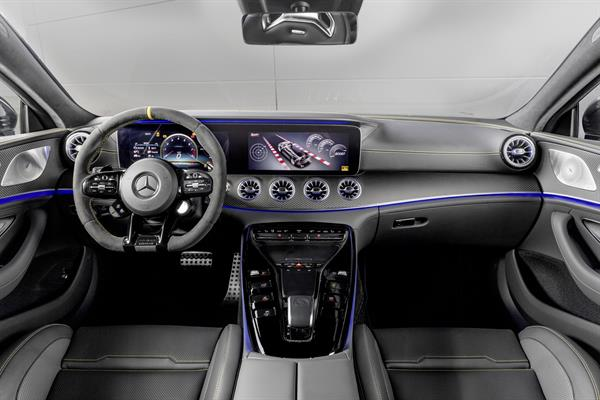Interieur: Die neue Mercedes-AMG GT 63 S 4MATIC+ Edition 1