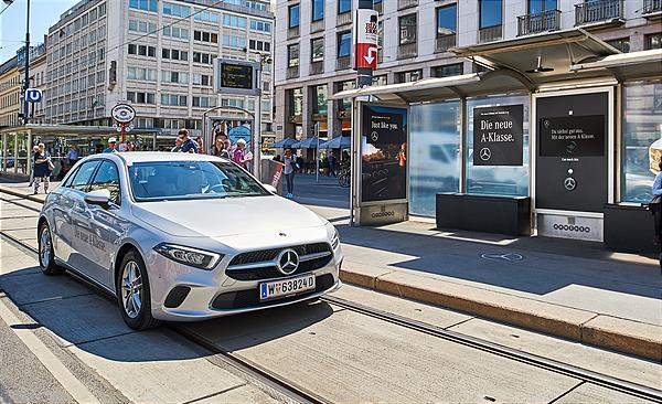 Just like you: Die neue Mercedes-Benz A-Klasse