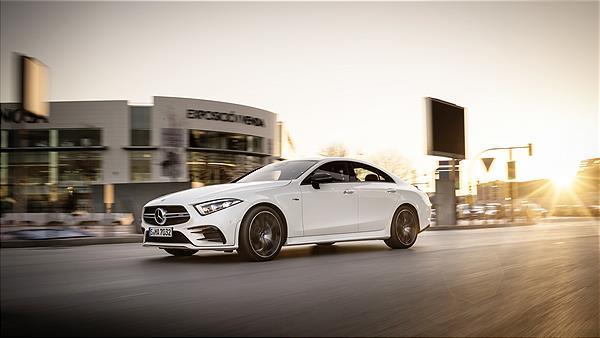 Verkaufsstart für weitere Mercedes-AMG 53 Modelle