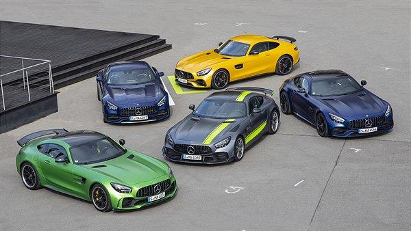 Der neue Mercedes-AMG GT und AMG GT R PRO - Noch dynamischer und digitaler