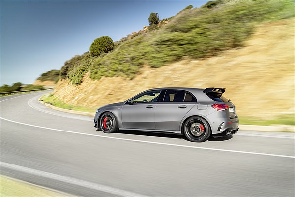 Mercedes-AMG A 45 S 4MATIC+ 2
